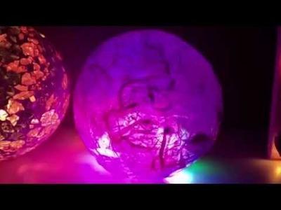 Preiswerte Leuchtkugel Alternative DIY
