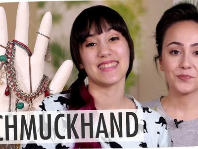 #flipdiy | Schmuckhand mit breedingunicorns und Hatice