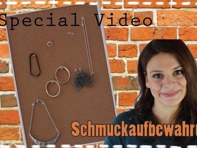 Special Video - Schmuckaufbewahrung - Super Fast DIY