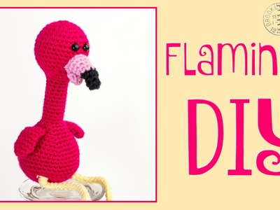 Flamingo häkeln *Do it Yourself* Amigurumi
