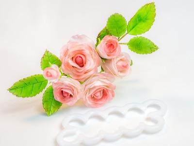 Easiest Rose Cutter Ever - Meine Methode für süße Vintage-Röschen