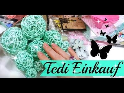 Tedi Haul Video Einkauf | 9999 Dinge-  DIY, Basteln & Trends