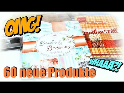 XXXL Mega Haul | 60 neue Produkte | mal kein Action & Tedi | 9999 Dinge - DIY, Basteln & Trends