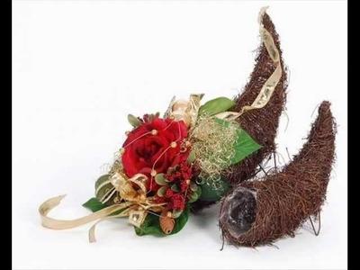Blumendeko Hochzeit selber machen. Blumen-Gestecke für Tische selbst basteln