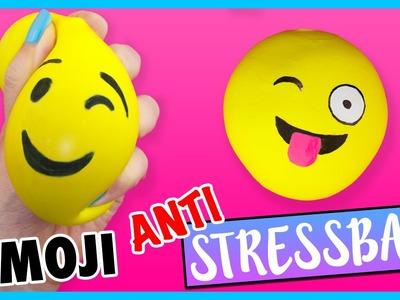 DIY Emoji Anti Stressball