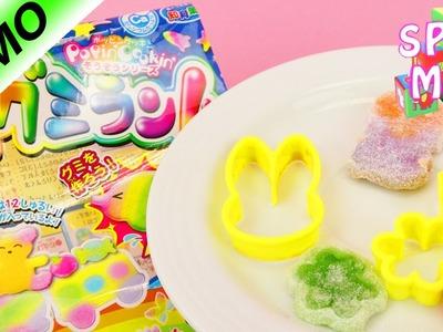 Popin' Cookin' deutsch saure Gummibären selber machen | Japanische Süßigkeiten | Deutsch