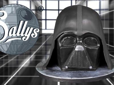 Star Wars Darth Vader Torte. Cake Tutorial