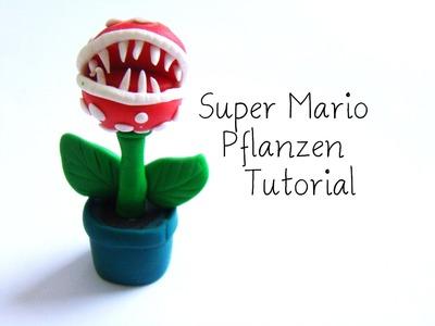 Super Mario Pfanzen Tutorial!!! | Anielas Fimo