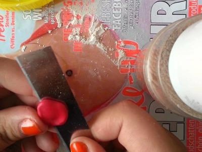 Heißklebe-Mold selber machen
