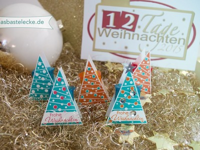 12 Tage Weihnachten 2015 - Mini-TicTac Verpackung