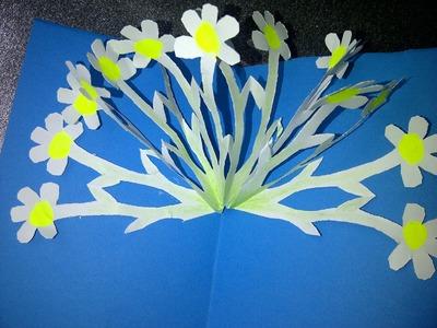 Muttertagsgeschenke Tutorial: Pop Up Karten selber basteln