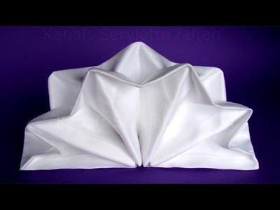 Diy deko herzchen falten geldgeschenk oder gutschein for Servietten stern falten