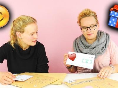 Tolle Päckchen von den lieben DIY Inspiration Fans | Herzlichen Dank für Briefe undGeschenke
