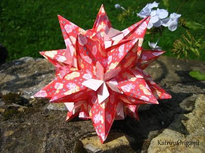 Origami ※ Castanea ※ Kusudama