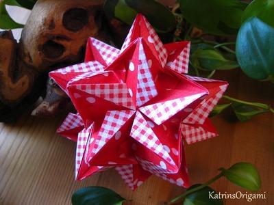 Origami ۞ Radianta Whirl ۞ Kusudama