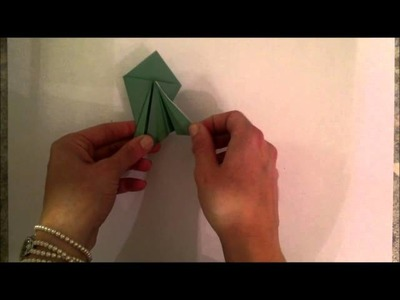 Origami Eule Anleitung (Leicht)