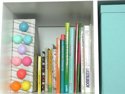 EOS Aufbewahrung | Dekoidee mit EOS Lipbalm | kreative Aufbewahrungsidee für euer Zimmer | Trend