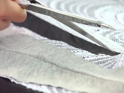 Otto Versandhaus - Spitzenshirt nähen - Do-it-yourself Filme - DIY