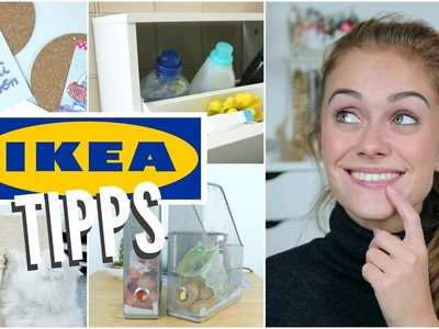 5 SCHNELLE DIY IKEA HACKS | Home Decor & Inspirationen