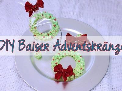 Baiser Adventskranz | Kleine Weihnachtsgeschenke selber machen [DIY Geschenke] Adventskalender 02