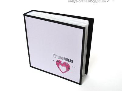 Papiertüten - Minialbum - Augenblick