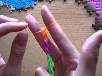 Loom Armbänder knüpfen lernen|by Moni Lou