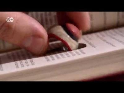 Außergewöhnlicher Schmuck aus Büchern   Euromaxx