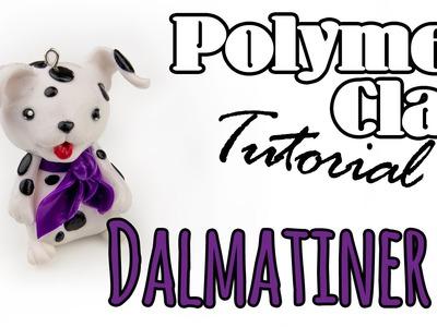 [FIMO Tutorial] Dalmatiner | Kawaii Hund aus Polymer Clay