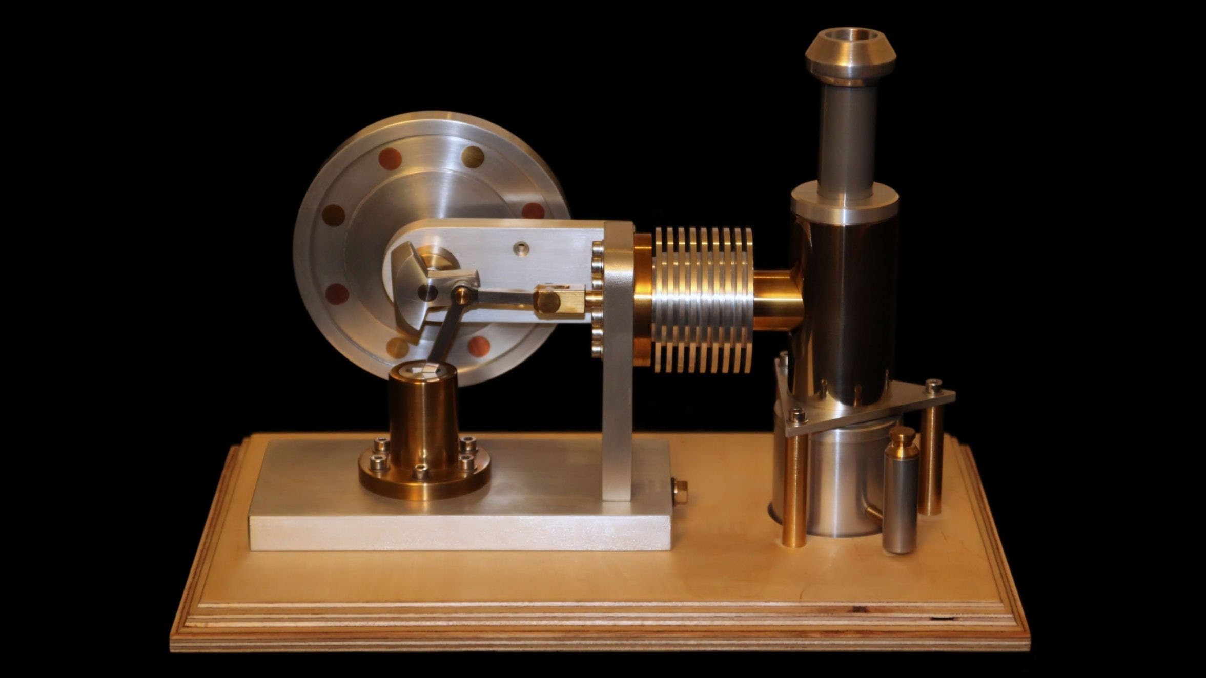 Stirling Engine - DIY