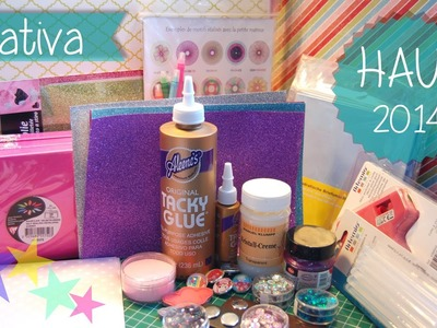 [CRAFT ROOM] #54 Creativa März 2014 - HAUL