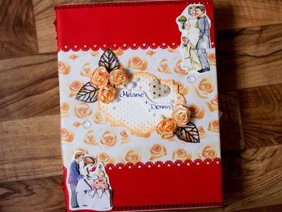 Craft-Update #5 - Scrapbook Hochzeitsalbum