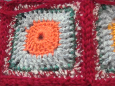 Crochet with LANDDERFEEN - How to - crochet and be so creative - design tutorial