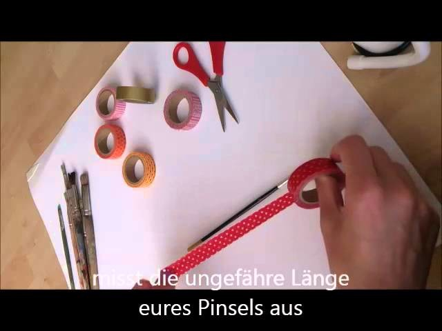 Do It Yourself - aus alt mach neu - Pinsel