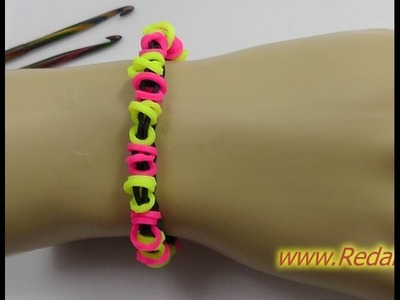 Loom Bands - ohne Rainbow Loom - Deutsch - Z