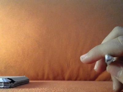 Papercraft Samsung Galaxy Note 3 [S-Pen]