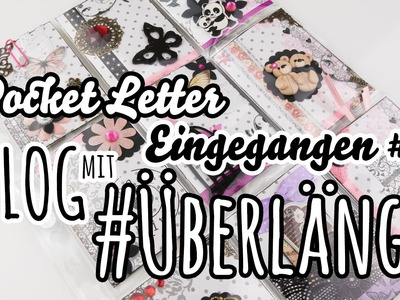 [VLOG mit #Überlänge] Eingegangene Pocket Letter #2 | EURE Post