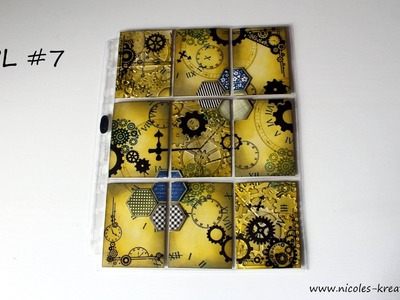 [Watch me Craft #2] Pocket Letter No. 7  HD 
