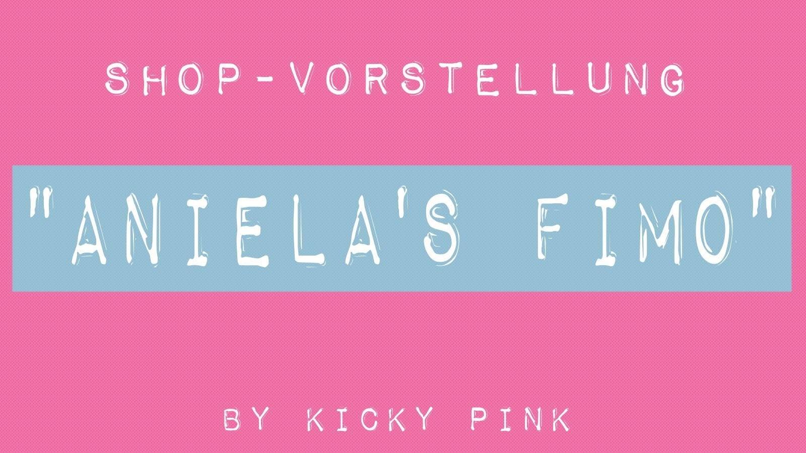 """[CRAFT ROOM] #49 DaWanda-Shopvorstellung """"Anielas Fimo"""""""