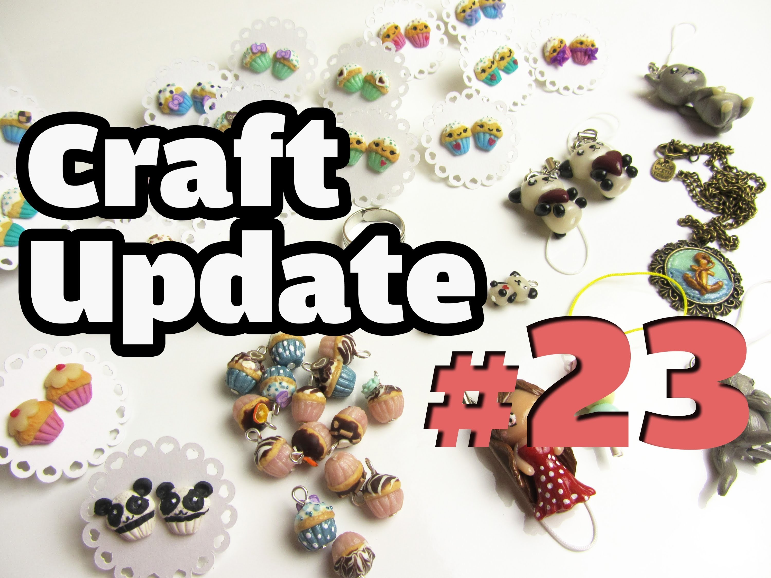 Craft Update #23 | Bastel Update