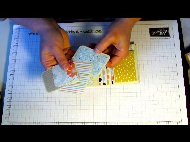[Craft Update #7] Mini-Alben und a bissi Blabla ;)