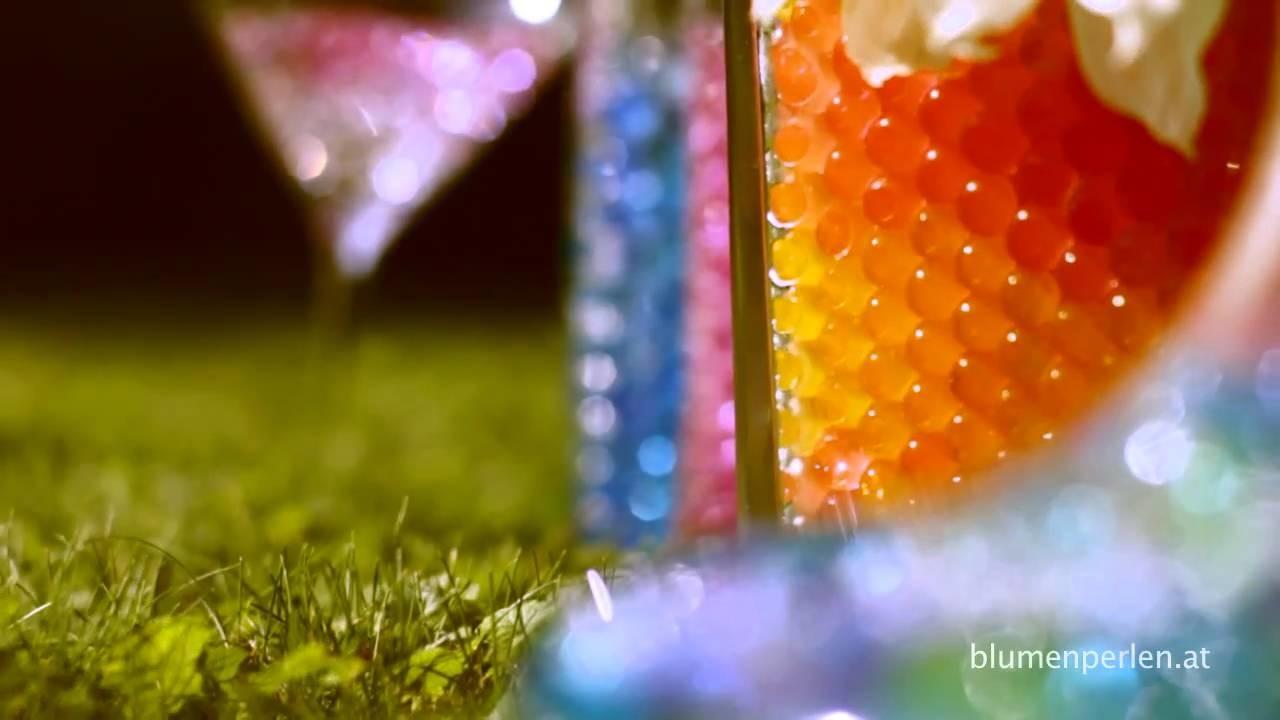 Crystal soil   Hydroperlen   Blumenperlen   Wasserperlen   Dekorationsperlen