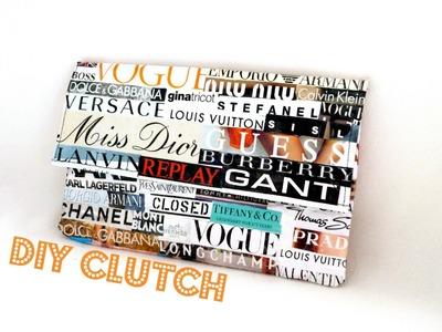 DIY Clutch