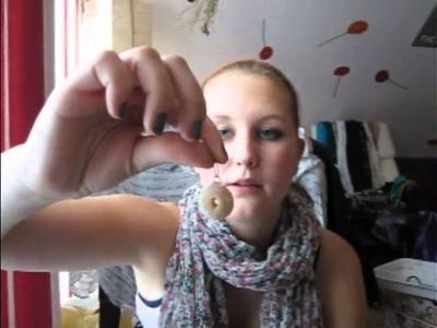 DIY - Ohrschmuck - Kette - Ring - Anhänger