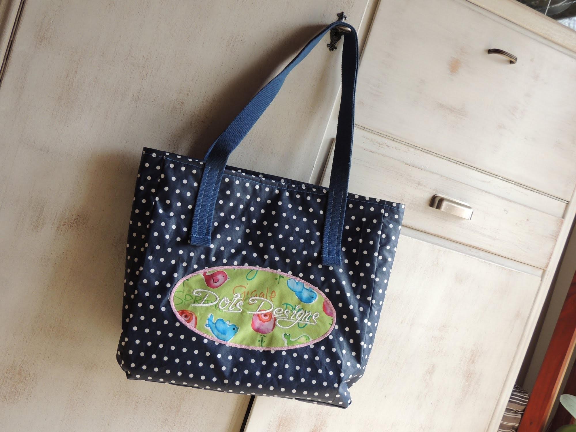 DIY | Stylische Shopper Tasche selber nähen | Nähen für Anfänger | Tutorial