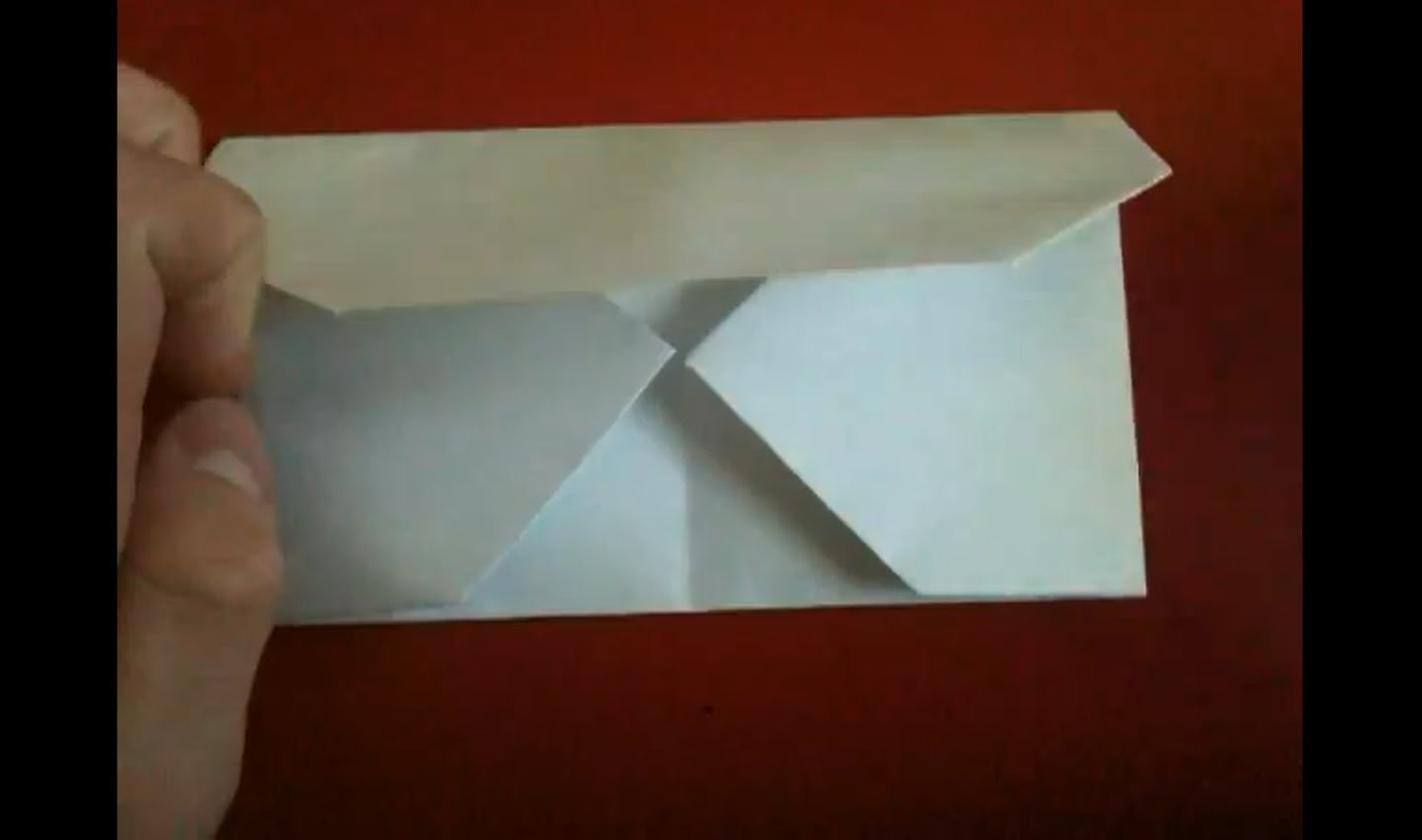 origami brief falten faltanleitung. Black Bedroom Furniture Sets. Home Design Ideas