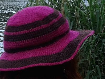 Mütze Häkeln Mütze Bosnisch Häkeln Hazelnut Beanie Teil 2