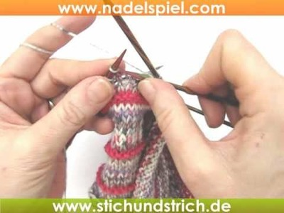 "Stricken * Super Easy Babyjacke ""eliZZZa"" * Teil 3"