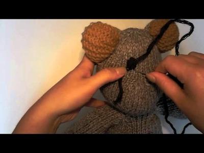Teddy stricken | Teil 7 | Fertigstellung