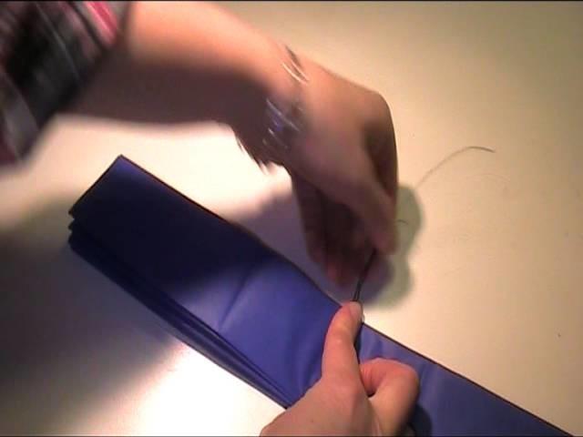 Anleitung - Dekorative Paper Pompons aus Seidenpapier