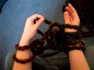 Arm stricken mit Paladin Wolle von Online
